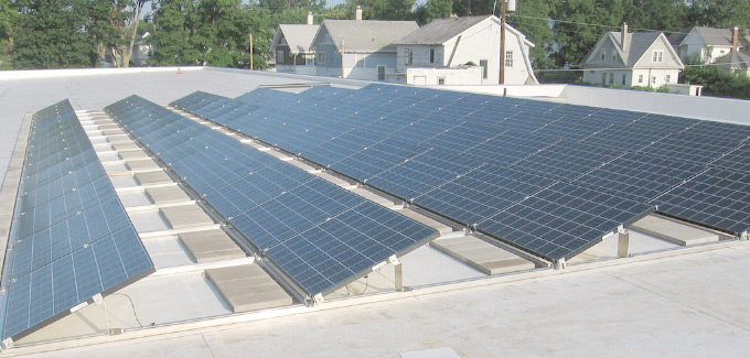 cost of installing solar power plant